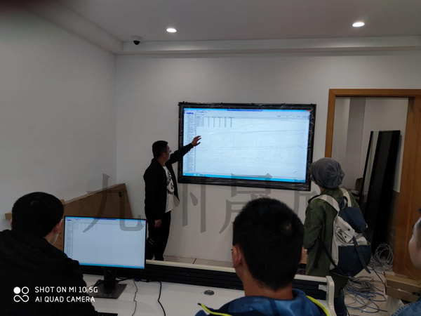 浙江德清水質監測站設備的安裝和培訓項目