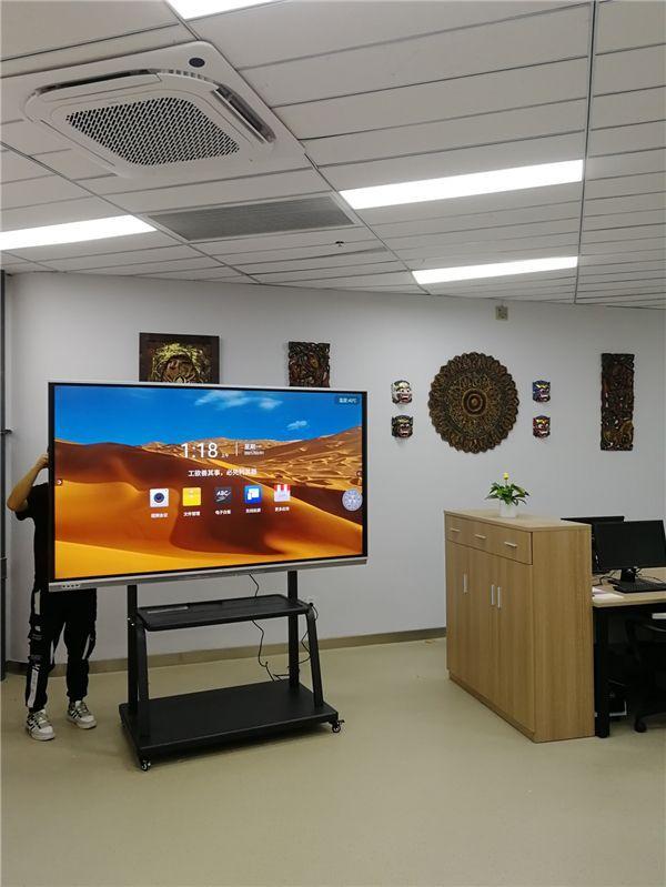 AOC×成都大学图书馆丨实现图书信息智慧化展示,强化校园文化建设