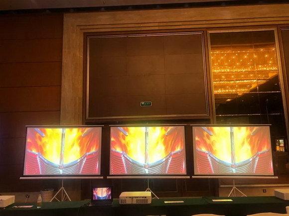 """""""步履不停,不忘初心"""" NEC教育投影機在山城重慶華麗綻放!"""