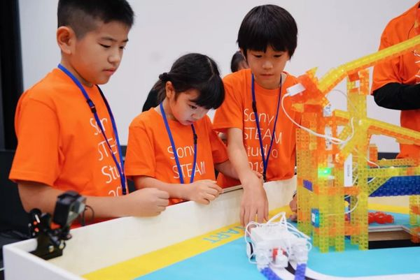 机器人编程成教育界热门词汇 KOOV坚持科技赋能教育