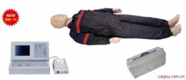 KAD/CPR600S-B大屏幕液晶彩显高级全自动电脑心肺复苏模拟人