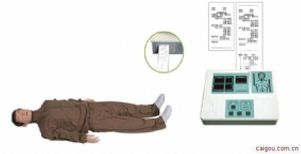 KAD/CPR400小屏幕液晶彩显高级全自动电脑心肺复苏模拟人