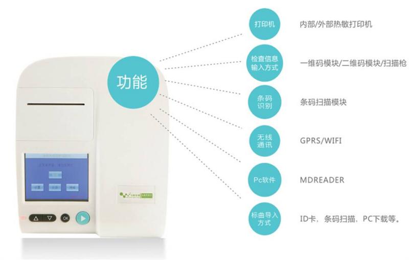 新一代黄曲霉毒素B1荧光定量快速检测试纸条,更快更准更简便