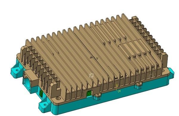 车载DCDC/DCAC电源模块