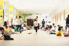 中国(杭州)国际少儿艺术博览会预热项目—分享·一碗米少儿装置绘画公益活动隆重举行