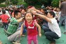 湖北宜昌兴山县县直幼儿园启动学前教育宣传月活动