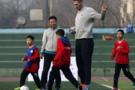 北京市海淀区开展青少年校园足球工作情况
