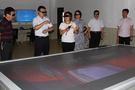 通辽副市长一行考察通辽ZANVR-VR实训室