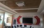 武漢某小學智慧黨建室空氣環境機案例