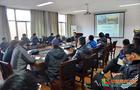 王順正教授來淮北師范大學體育學院作報告