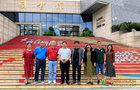 四川省图书馆专家王嘉陵一行来四川旅游学院图书馆指导工作