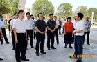 四川省教育厅领导参观考察西华大学宜宾校区