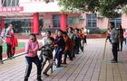 九江小学举行第三届校园体育节