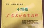 """小码王获广东省级教育媒体关注,被授予""""广东名优教育品牌""""荣誉称号"""