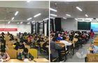 西安石油大学十四运志愿者工作有序开展