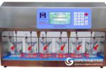 六联混凝搅拌器(搅拌机)的特点