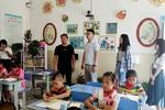 甘肃省教育信息化发展现状调研组在临泽调研