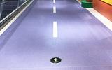 pvc膠地板卷材百色穩定層加厚地板革卷材仿同透庫存