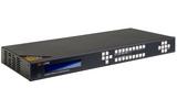 tvONE C2-6204 多窗口视频处理器 交叉转换器 视频切换器 多窗口视频输入转换器 画中画转换器 多画面处理器