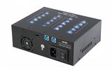 西普莱A-213 20口USB3.0分线器HUB高速批量刷机程序烧录执法记录仪采集充电
