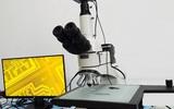 大平台三目金相显微镜 1000倍工业检测放大镜 科研生物工程半导体