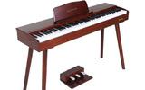 沃尔德马电钢琴WP-200全新立式数码钢琴88键电子琴考级钢琴