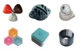 成都拓成模具設計加工廠 紀念章塑料獎品 注塑加工廠