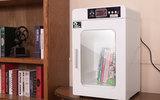 图书消毒柜︱杭州福诺FLD-36系列文件图书档案消毒柜厂家直销︱臭氧消毒杀菌档案文件保存更长久