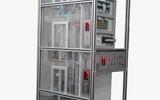 四层透明仿真教学电梯模型(三菱)