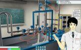 高等化学虚拟仿真--三维网络虚拟化工单元操作模拟系统