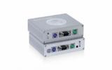 创威视EKP100HR 100米PS/2型KVM延长器,VGA+PS/2扩展,KVM延长器