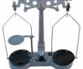 实验用物理天平(500g)/产品型号:500g
