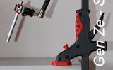 定制、設計、生產:宮腹腔鏡手術架,內窺鏡機械臂