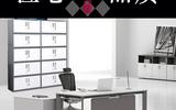套色 分體五節柜 辦公鐵皮柜 文件柜 資料柜 檔案柜