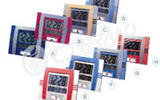 CT-8050液晶顯示掛鐘(美國CT)