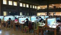 郑州大学图书馆不断优化学习环境,逐步提高服务质量