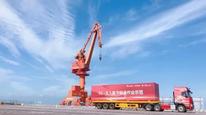 經緯恒潤助力東風柳汽啟動廣西首個5G+無人集卡作業港口項目