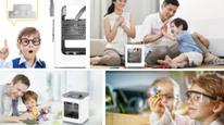 威宝仕TINA2:3D打印机敞开家庭创客教育