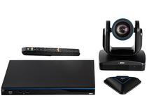 圆展AVer高清视频会议终端EVC170兼容华为宝利通思科小鱼亿联会议设备 远程医疗系统