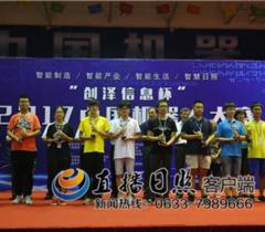 中国机器人大赛日照落幕 西北工业大学成最大赢家