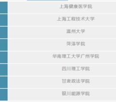 """数据中国""""百校工程""""建设院校名单揭晓"""