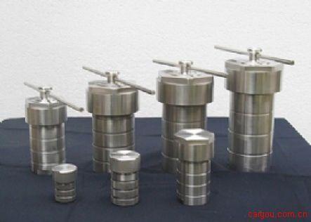 100ml水熱合成反應釜