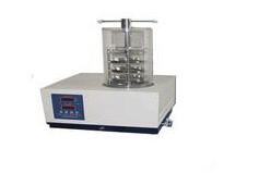 諾基儀器品牌真空冷凍干燥機LGJ-10B可比進口產品