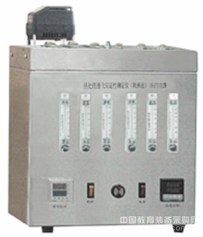 热处理油热氧化安定性测定仪(六孔)