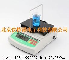 液晶数字显示波美度计 精密比重计