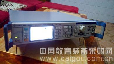R&S SMA100A 完全滿足信號發生器