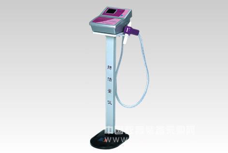 肺活量计-电子普及型