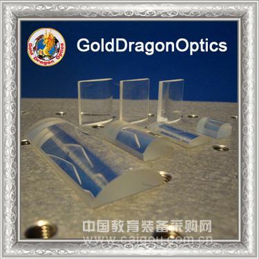 石英平凸柱面鏡/平凸柱面鏡/平凸柱面透鏡