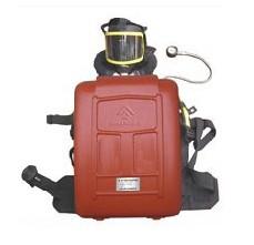 隔絕式正壓氧氣呼吸器
