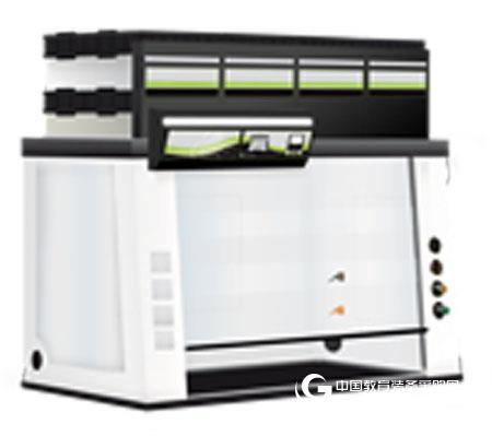 绿飞蝴高效能净气型通风柜GFH6400